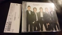 KAT-TUN「CHAIN」初回DVD+帯付