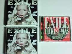 ■初回限定盤4枚組 EXILE愛すべき未来へ■エグザイルクリスマスディスク付き