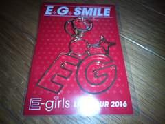 E-girls E.G. smile キーホルダー DREAMflower藤井萩花夏恋shuukaren