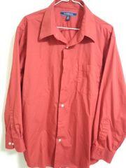 C&B 赤シャツ