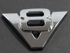 V8エンブレム�Aレクサスクラウンセルシオマジェスタ