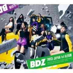 即決 トレカ封入 TWICE BDZ 初回限定盤A (CD+DVD) 新品
