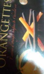 定価の半額以下セール/スペインのオレンジピールチョコ&名古屋のチョコ菓子のセット