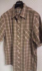 クイックシルバー半袖シャツ美品