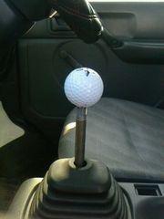 ゴルフボールシフトノブオリジナルM12×P1.25人気