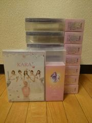 KARA K5J フレグランス&DVD 8セット 新品未使用