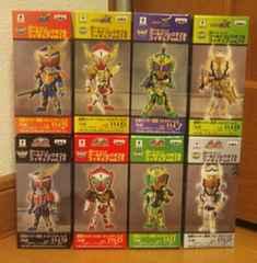 仮面ライダー ワールドコレクタブルフィギュア vol.19 全8種セット
