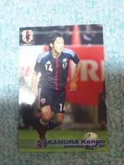 2013 カルビー日本代表カード 第二弾  26 中村 憲剛