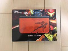 マイニンテンドーストア限定 new 3DS LL サムスエディション