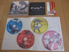 [美品]任天堂3DS ポケモンX・Y スーパーミュージックコレクション 4枚組CD