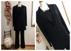 BFA2★23号 新品 冠婚葬祭 ブラックフォーマル  スーツ