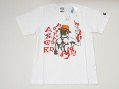 UNIQLO ONE PIECE エース 半袖Tシャツ ホワイト XSサイズ