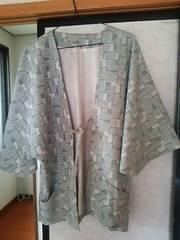 グリーン系羽織