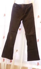 ビッグジョンW63秋冬素材のブーツカットパンツ29インチ