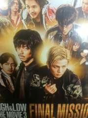 日本製正規版 映画 HIGH&LOW THE MOVIE3 FINAL MISSION