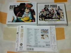 CD+DVD ONE PIECE MEMORIAL BEST ワンピース メモリアルベスト 初回限定盤