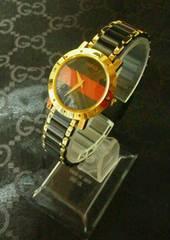 ★ 正規品 ★ レディース高級腕時計 GUCCI ビンテージ品 送無