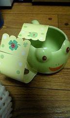 新品 食器 カエル マグカップ