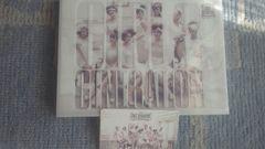 激安!超レア☆少女時代/GlRLS'GENERATION☆期間限定盤/CD+DVDトレカ付