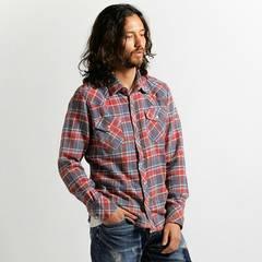 TMT スタンダードチェックシャツ