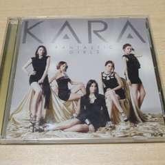 KARA FANTASTIC GIRLS/CD/DVD/美品