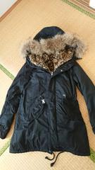 新品未使用 moussy N3Bモッズコート size1 black