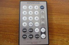ケンウッド リモコン RC-200 動作確認済み オーディオ �A