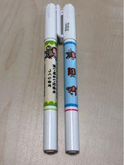 新品未使用  ボールペン&マーカーペン  2本セット