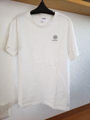 Reebok リーボック 半袖 Tシャツ ホワイトマーク 刺繍 M