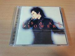 ISSAY CD「フラワーズFLOWERS」HIDE、清春、KEN、SUGIZO他参加●
