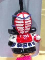 剣道 ストラップ