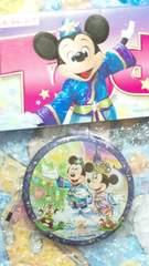 ディズニー TDL 30周年 七夕 カンバッジ カンバ ミッキー ミニー チップ デール