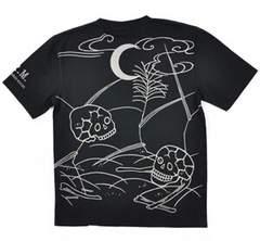 新作/爆裂爛漫娘/Tシャツ/黒/XL/RMT-247/エフ商会/テッドマン/東洋