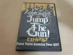 ピストルバルブDVD「Jump The Gun!〜アメリカツアー2007」ブラス