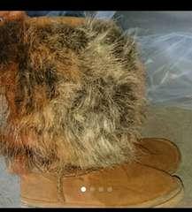 モバオクで買える「可愛いブーツまとめ売り★23cm24cm」の画像です。価格は1円になります。
