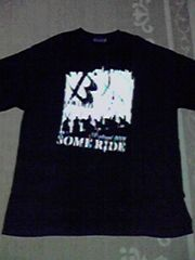 B-BOY.スト系 美品 Some Ride Tシャツ XXL 黒
