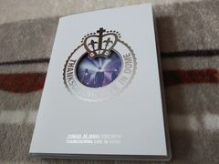 ☆JYJ☆THANKSGIVING LIVE IN DOME DVD♪
