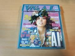AI CD「VIVA A.I.」DVD付き初回限定盤 おくりびと●