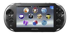 PS Vita本体  PCH-2000ZA11  ブラック