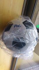 懸賞当選品P&Gノベルティオリンピックオリジナルサッカーボール