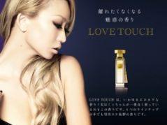 【倖田來未プロデュース】コウダクミ ラブタッチ/LOVE TOUCH50ml