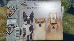 THE ALFEE シングルヒストリー5 紙ジャケ 帯付 2枚組ベスト