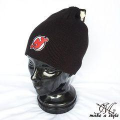 NHL Devils ニュージャージー デビルズ ニットキャップ 785