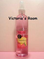 Bath&BodyWorksクラシックストロベリーレモネードボディミスト廃盤レア苺レモン