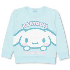 新品BABYDOLL☆100 シナモロール トレーナー シナモン ベビードール