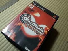 PS2☆ドラムマニア☆状態良い♪KONAMI。