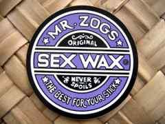 ハワイ正規品SEX WAXセックスワックスステッカー/vansfcsurfサーフボード