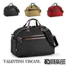 VALENTINO VISCANI☆トラベルボストン 42cm ベージュ 送料無