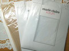 未使用ストッキング/marie claire/マリクレール