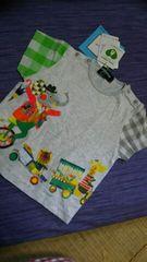 Kladskap 新品70サイズTシャツ とても可愛いです